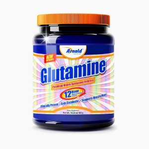 Glutamina 12 Hour (400g) - Arnold Nutrition