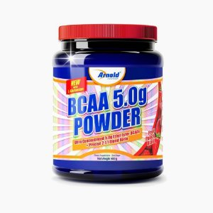 BCAA 5.0 Powder (400g) - Arnold Nutrition VENC (03/2018)