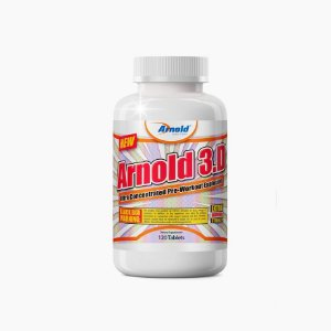 Arnold 3D (120tabs) - Arnold Nutrition