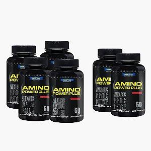 Amino Power Plus(60 Caps) (COMPRE 4 LEVE 6) - Probiótica