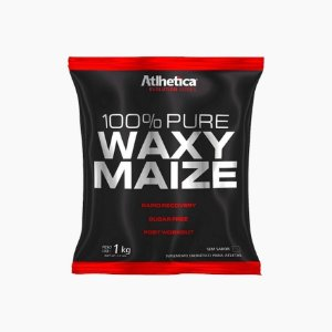 100% Pure Waxy Maize Refil (1Kg) - Atlhetica