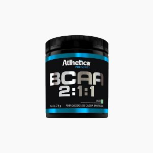 BCAA 2:1:1 (210g) Pro Series - Atlhetica Nutrition