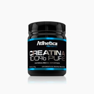 Creatina 100% Pure Pro Series (100g)   - Atlhetica Nutrition Venc (12/04/19)