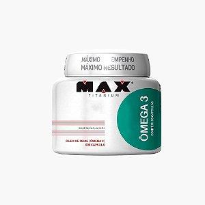 Omega 3 (90 caps) - Max Titanium