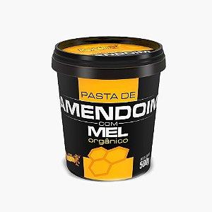 Pasta de Amendoim Com Mel (500g) - Mandubim (VENC: 03/2017)
