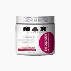 Bio Colagen (300g) - Max Titanium(VENC:07/2017)