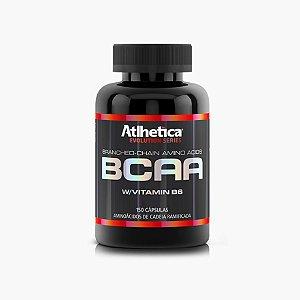 BCAA W/VITAMIN B6 (150 CAPS) - Atlhetica Nutrition