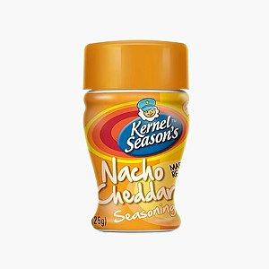 Tempero P/ Pipoca (25g) - Nacho e Cheddar - Kernels