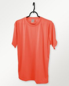 Camiseta Goiaba, 100% Poliéster