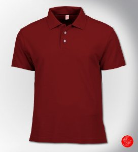 Camiseta Polo Bordo, Malha Piquet