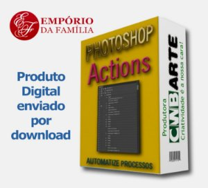 Curso de Programação de Actions para Photoshop