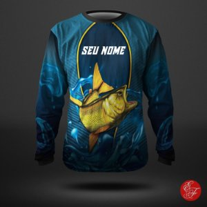 Camisa de Pesca - Modelo 01