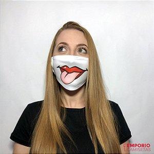 Mascara Personalizada - Boca 03
