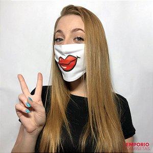 Mascara Personalizada - Boca 05
