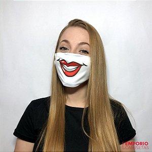 Mascara Personalizada - Boca 06