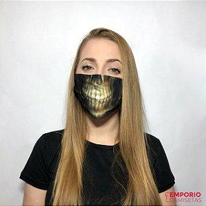 Mascara Personalizada - Caveira 02