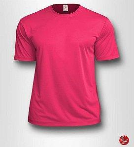 Camiseta Infantil Pink - 100% Poliéster