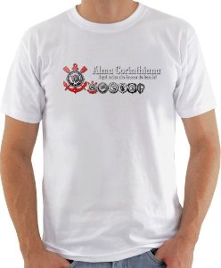 Camiseta Alma Corinthiana