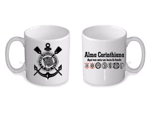 Caneca Alma Corinthiana