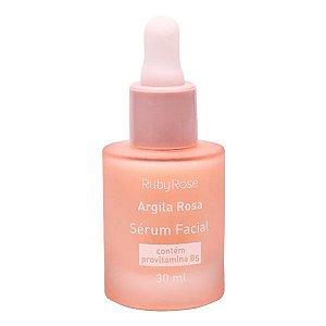 Sérum facial - Argila rosa - Ruby Rose