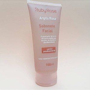 Sabonete facial - Argila Rosa - Ruby Rose