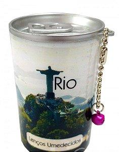 Lenço umedecido Rio