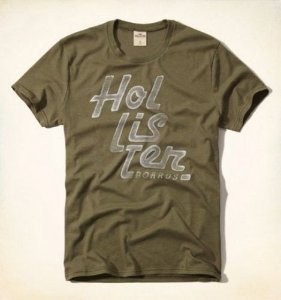 Camisa Hollister Boards