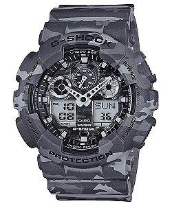 Relógio Casio Masculino G-Shock GA100CM8ADR