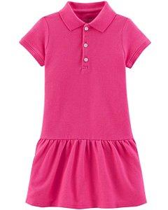 E5- Vestido Pólo pink-OshKosh