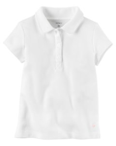 G3- Camiseta Polo-Carter's