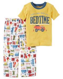F1- Pijama 2 peças-Carter's