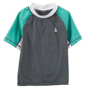 F3- Camiseta com Proteção Solar-Carter's