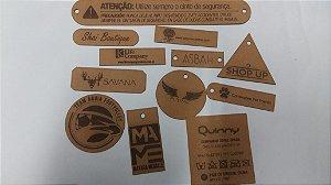 Etiqueta de  Zetex / minimo de 300 peças