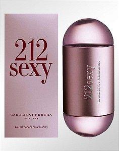 PERFFUMES IMPORTADOS ''212 SEXY '' FEM. 100 ML,  EAU DE PARFUM. CAROLINA HERRERA.