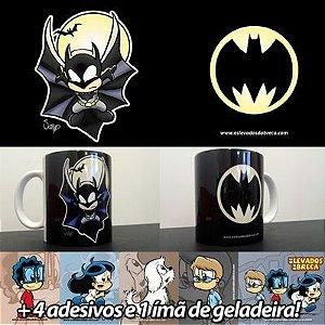 Caneca Batman - Versão Levados
