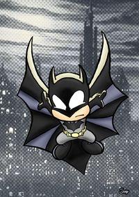 Pôster Batman - Versão Levados