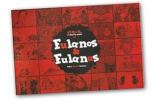Livro Joãos & Joanas por Fulanos & Fulanas