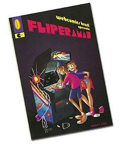 Livro Webcomics Brasil Apresenta: Fliperamas