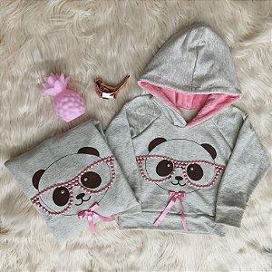 Moletom Panda Infantil