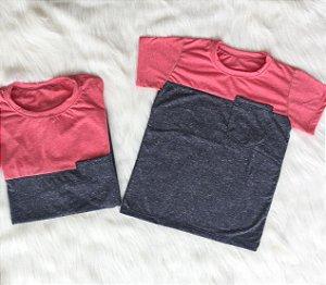 T shirts Cereja Pai e Filho
