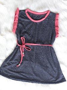 Vestido Cereja infantil