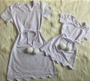 Vestido Revéillon Mãe e Filha