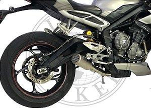 Escape Ponteira SC Project Triumph Street Triple 765 RS | S | R