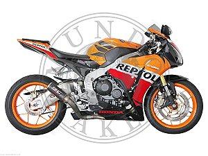 Escape SC Project Honda CBR 1000 RR 2008 | 2013
