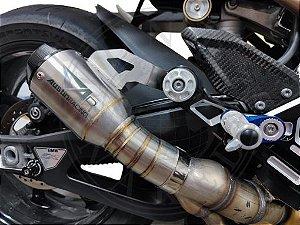Escape Austin Racing Ponteira Bmw S1000rr 2020/2021