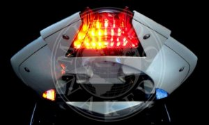 Lanterna Led SMD Com Piscas Integrados Bmw S1000 RR| R | XR