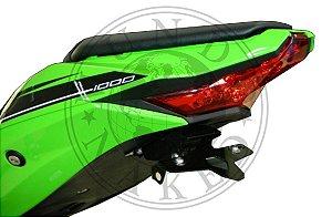 Suporte Eliminador De Placa Motostyle Kawasaki Zx10-r 1000 17|20
