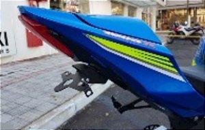 Suporte Eliminador De Placa Motostyle Suzuki Gsxr Srad 1000 2018|2020