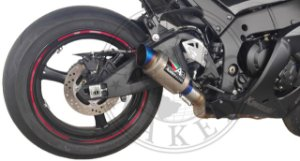 Escape Ponteira Austin Racing Kawasaki Ninja ZX10R 1000 2016|2021