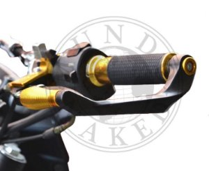 Pro Guard Protetor De Manetes Em Alumínio CNC Parts